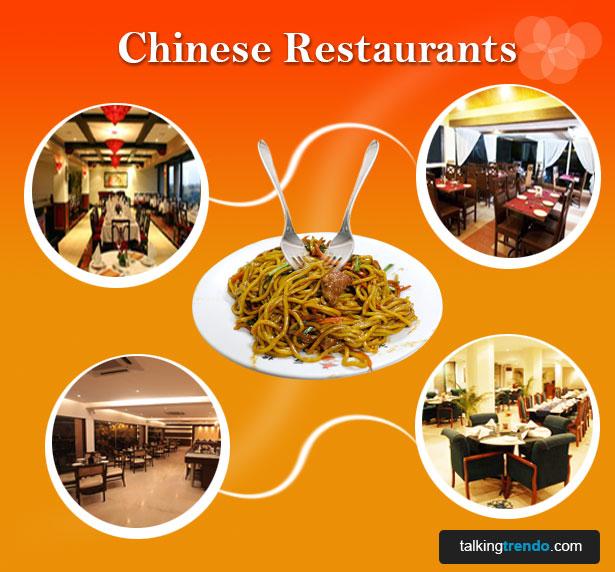 Chinese Food Restaurant in Delhi
