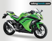 Kawasaki Ninja 300R 2015