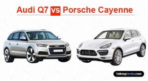 audi q7 vs porsche cayenne. Black Bedroom Furniture Sets. Home Design Ideas
