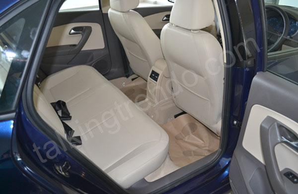 Volkswagen New Polo Interior