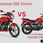 Hero Motocorp CBZ Xtreme Vs Honda CB Unicorn