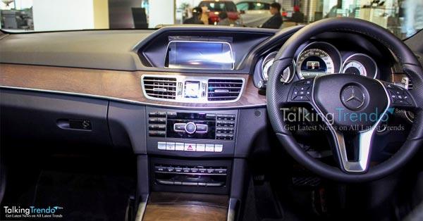 mercedes-E-class-steering