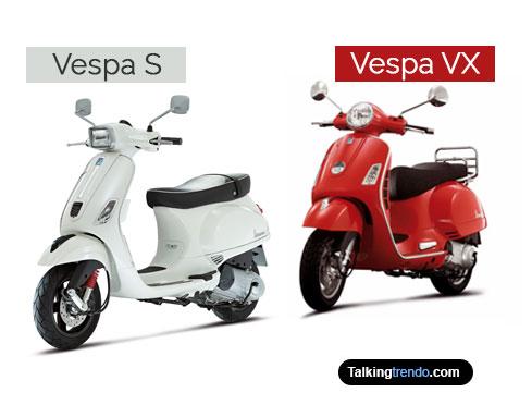 Vespa, S, VX, Elegante Price in Trichy