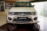 Mitsubishi Pajero Sport Limited Edition launched at INR 27.72 lakhs