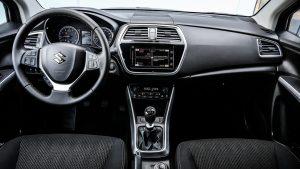 Maruti-S-Cross-facelift-interior