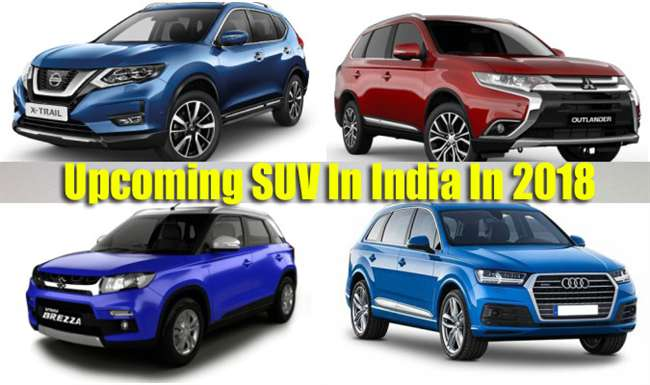 20 Upcoming Suv Cars In 2018 India Price Specification Image