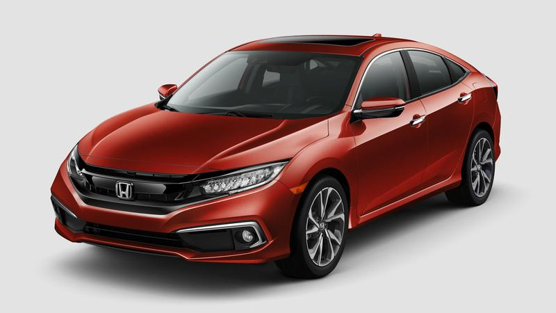 2019-Honda-Civic-Red