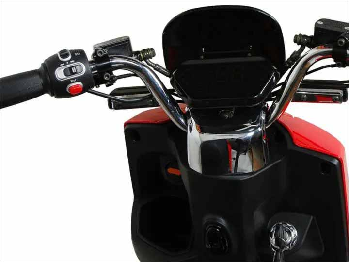 BattRE-Electric-Scooter-Handle-image