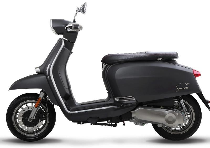 Lambretta-V200