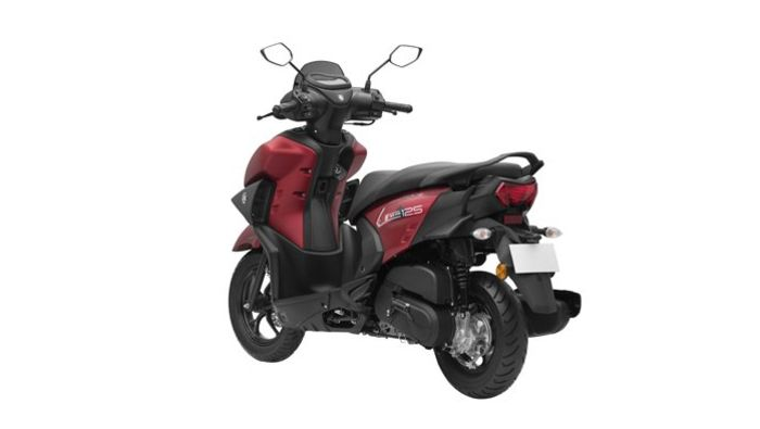Yamaha-Ray-ZR-125