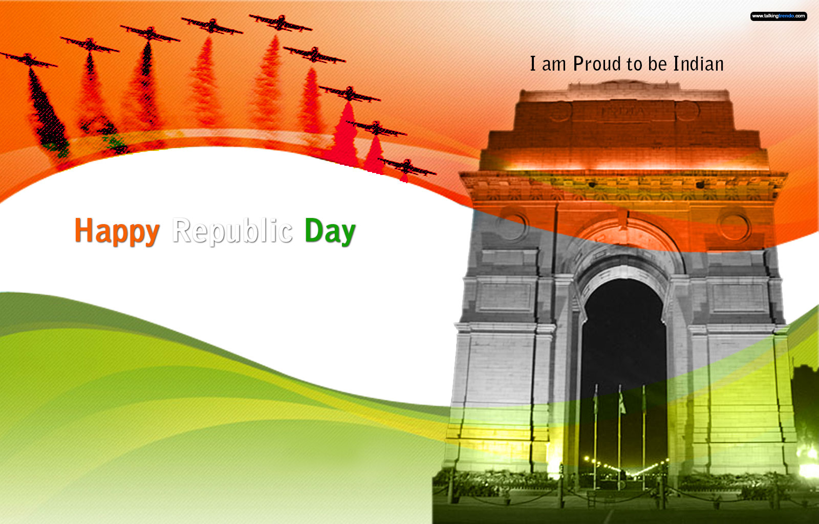 Happy Republic Day 2018 Wallpapers Download Hd Images And Photos